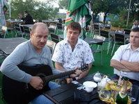 Михаил Бурляш - дуэт с Халецким