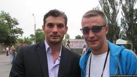 Сергей Суббота и MASTINO