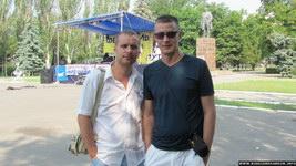 Сергей Шевченко и MASTINO