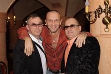 Юбилей Александра Миража в ресторане «Илья Муромец» 17 ноября 2012