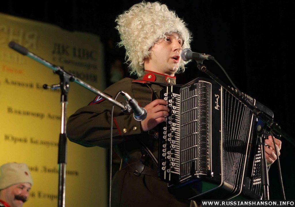 Фоторепортаж «Казачек - морячек из Светлогорска...» 18 июня 2009 года