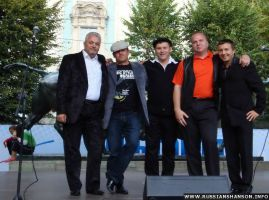 Фоторепортаж  «МАМА - УЛИЦА МОЯ» Фестиваль «Хорошая песня» 25 сентября 2009 года
