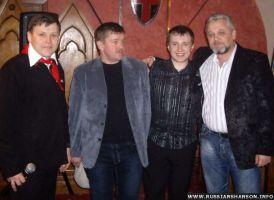 Фоторепортаж БАРДачОК - вечерина в стиле шансон «Мы родом из СССР» 19 марта 2009 года