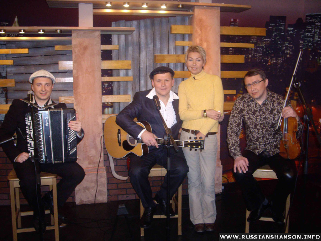"""Новая программа в прямом эфире ТК """"ЛЯ-МИНОР"""" (Москва) 17 февраля 2010 года"""