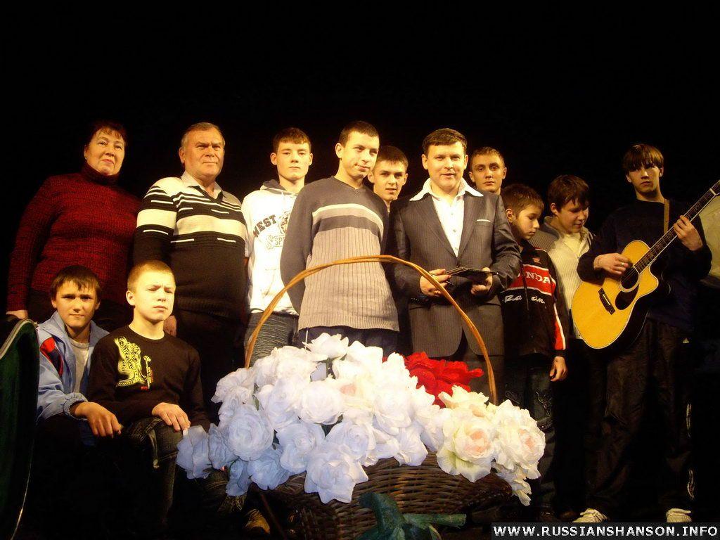 Фоторепортаж. «Хорошая песня» в знаменитом Тильзит Театре 26 февраля 2010 года