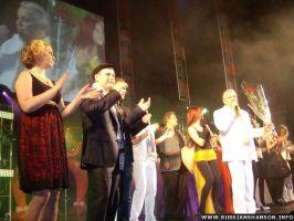 Фоторепортаж. Юбилейный концерт поэта и композитора Олега Ершова 24 марта 2010 года
