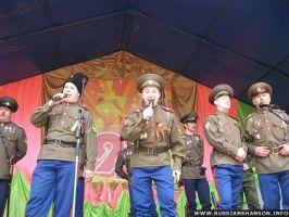 Фоторепортаж «65-летию ВЕЛИКОЙ ПОБЕДЫ посвящается!» 9 мая 2010 года