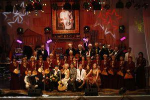 Полная версия юбилейного концерта Юрия Белоусова 4 ноября 2010 года