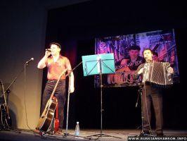 Фоторепортаж «Юрий Белоусов концерт в Кукольном театре» 13 ноября 2010 года