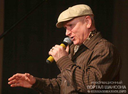 В Самаре скончался шансонье Евгений Ломакин 1 февраля 2011 года