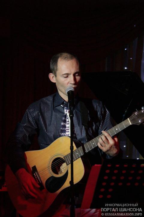 Игорь Кандур в «Шансон-клубе» 6 марта 2011 года