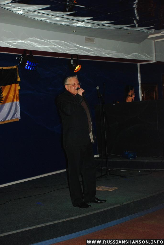 Геннадий Жаров в «НЕВЕ» 26 марта 2011 года