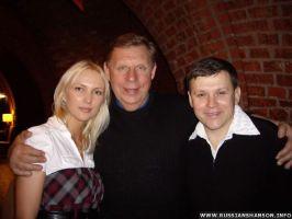Фоторепортаж «Народный артист СССР Александр Пятков давал уроки мастерства» 27 апреля 2011 года