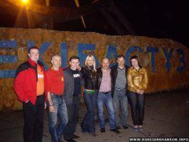 Фоторепортаж. В Экибасе прошел 2-й национальный отборочный фестиваль «Хорошая песня» 16 апреля 2011 года