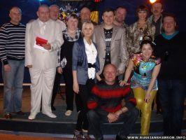 Фоторепортаж. 4-й московский отборочный тур международного фестиваля «Хорошая песня» 23 апреля 2011 года