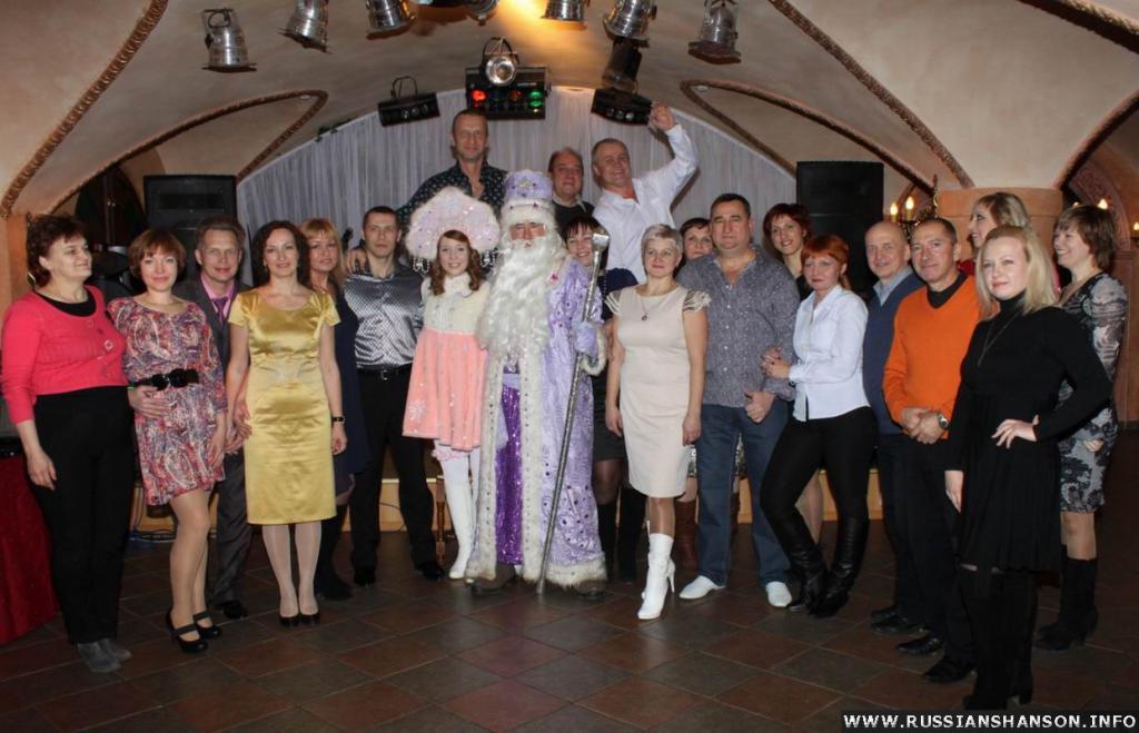 Фоторепортаж. «Новогодний шансон» г. Тольятти 14 декабря 2012 года