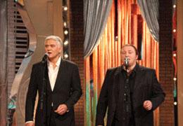Презентация  нового дуэтного альбома Александра Маршала и Вячеслава Быкова 4 марта 2012 года