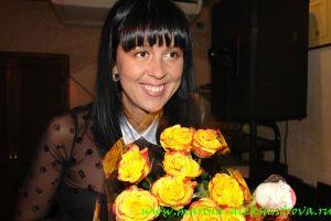 """Марина Александрова """"В день своего рождения"""" 29 января 2012 года"""