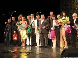 Фестиваль «Крутое пике звёзд шансона над Сибирской тайгой» 26 февраля 2013 года