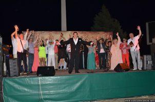 В Керчи завершился Международный Музыкальный Фестиваль «Шансон без границ» 2013 26 июля 2013 года