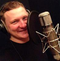 Михаил Бублик записывает свой второй диск 10 апреля 2014 года