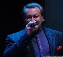 Концерт Валерия Кураса в Москве 4 октября 2015 года