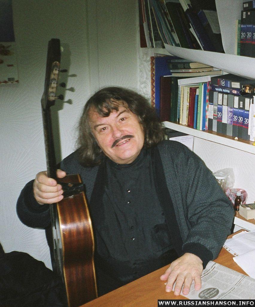 Скончался «солнечный бард» Александр Лобановский 3 августа 2015 года