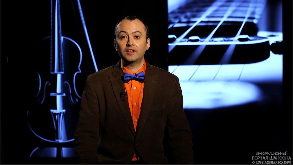 Премьера новой авторской программы Максима Кравчинского «Я расскажу вам...». 13 марта 2017 года