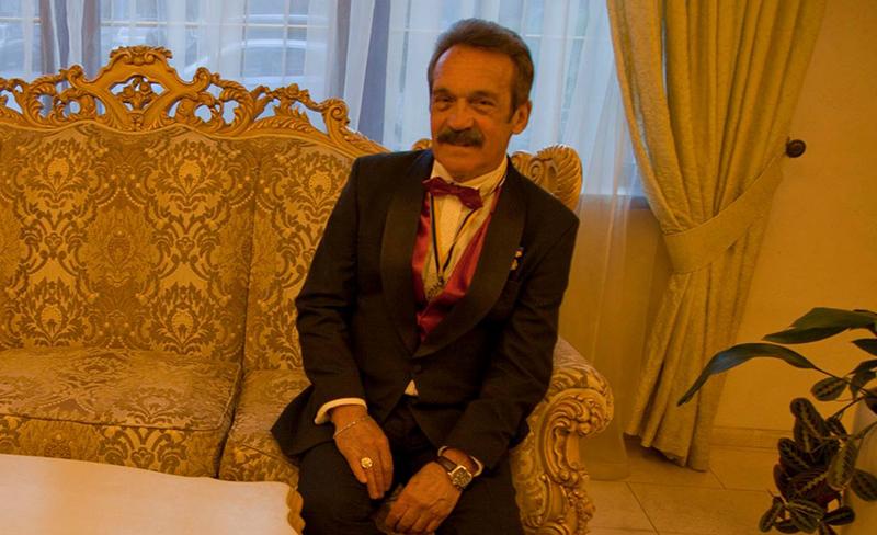 Умер заслуженный артист Украины Олег Золоев 10 апреля 2017 года