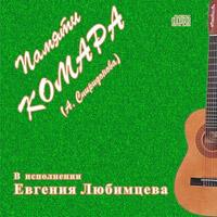 Евгений Любимцев «Памяти Комара (Александра Спиридонова)» 2008