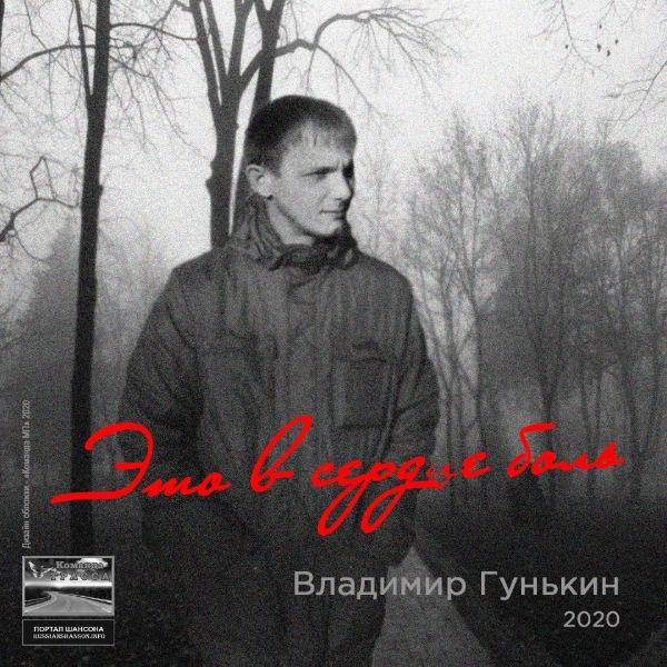Владимир Гунькин Это в сердце боль 2020
