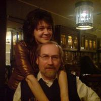 Любовь и Михаил Крючковы