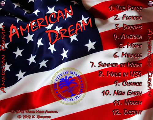 Константин Жиляков (Костет) Kostet American Dream 2012