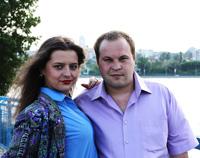 Группа «Сердцебиение» (Евгений Кисляков,  Полина Берёза)