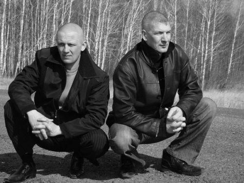 Группа Гилёвская роща Где-то там за заборами 2007