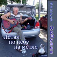 Андрей Оршуляк «Летал по небу на метле» 2017