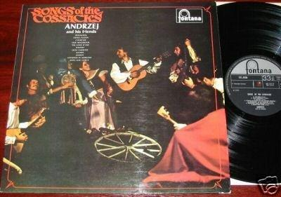 Андрей Радзиевич (ANDRZEJ & HIS FRIENDS) Songs of the cossacks 1970