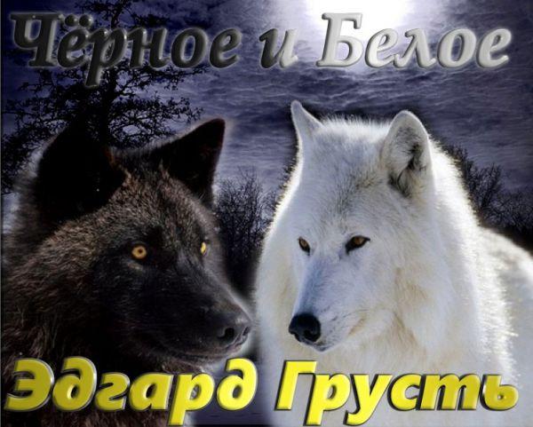 Эдгард Грусть Чёрное и белое 2019