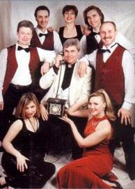 Группа Архив ресторанной музыки (Геннадий Рагулин)