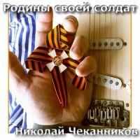 Николай Чеканников «Родины своей солдат» 2015