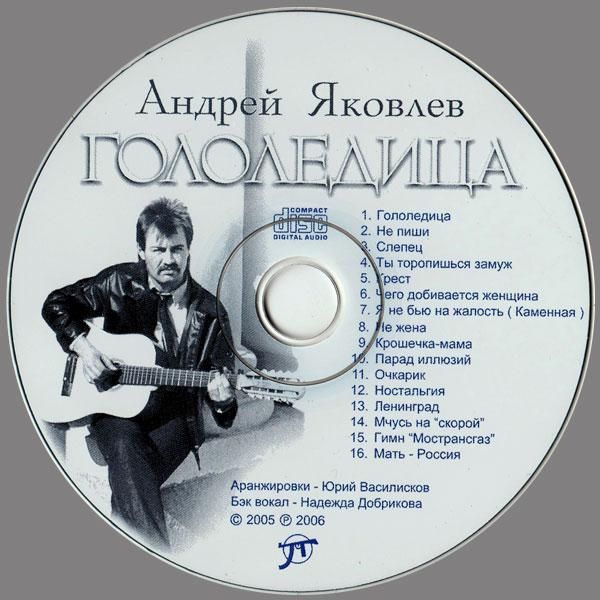 Андрей Яковлев Гололедица 2006