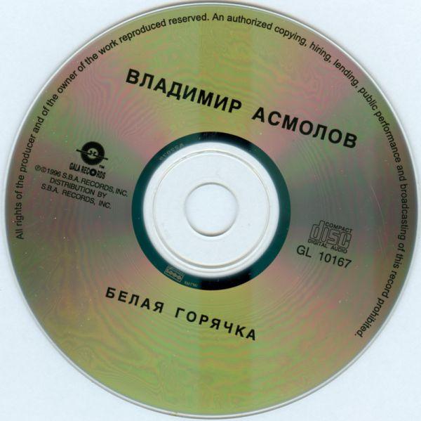 Владимир Асмолов Белая горячка 1996