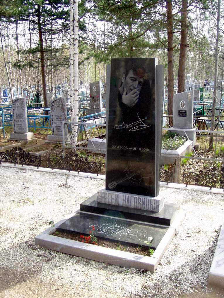 Сергей наговицын на сайте