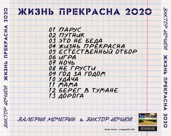 Виктор Ночной Жизнь прекрасна 2020