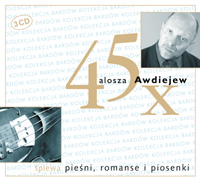 Алексей Авдеев «45 x Romanse i piosenki» 2002