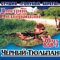 Дмитрий Полторацкий Черный тюльпан 70 лет ВДВ - 2 2001