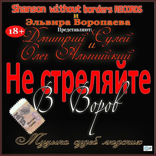 Дмитрий сулей не стреляйте в воров 2015