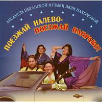 Ляля Пахомова «Поезжай налево - поезжай направо!» 2000