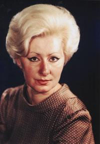 Валя Сергеева (Оршулович)