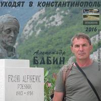 Александр Бабин «Уходят в Константинополь» 2016